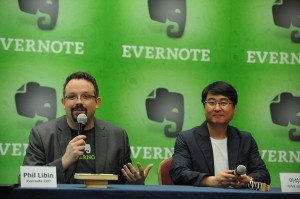 Evernote Press Conference