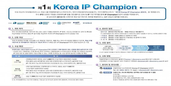 Korea IP Champion