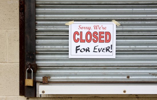 [ Sorry, we are closed for ever!]