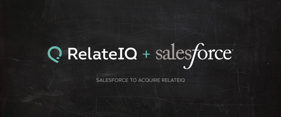 Salesforce-To-Acquire-RelateIQ