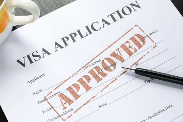 visa-application