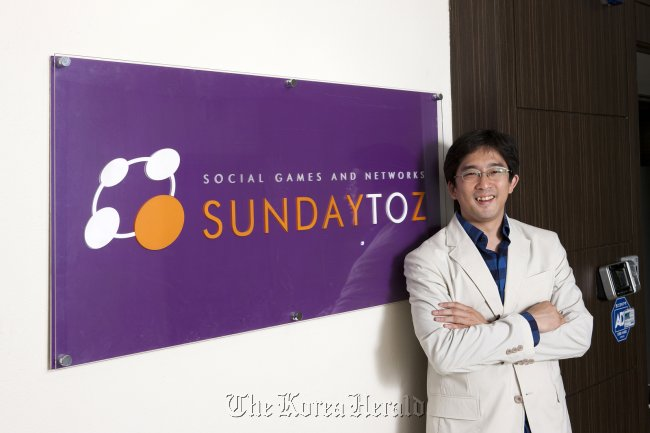 Sunday Toz Founder & CEO JungWoong Lee